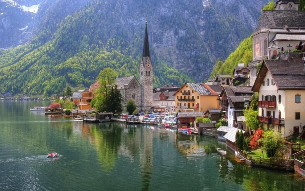 austria-lake