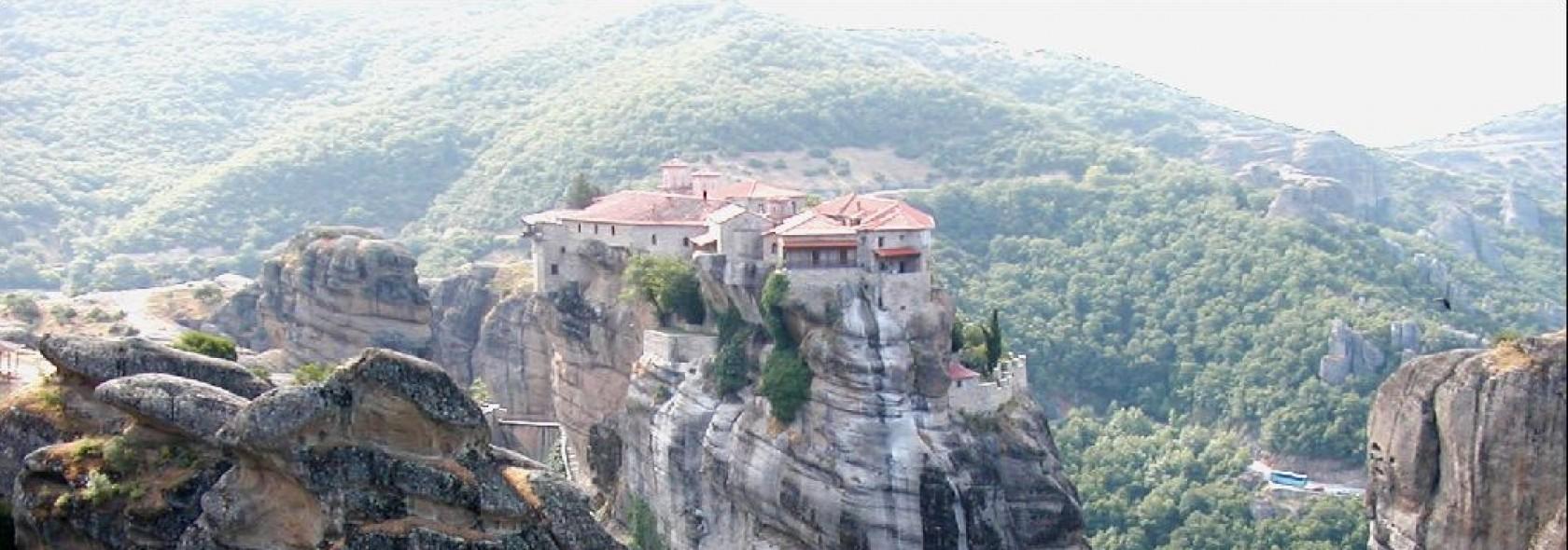 Meteore Monasteri - Grecia