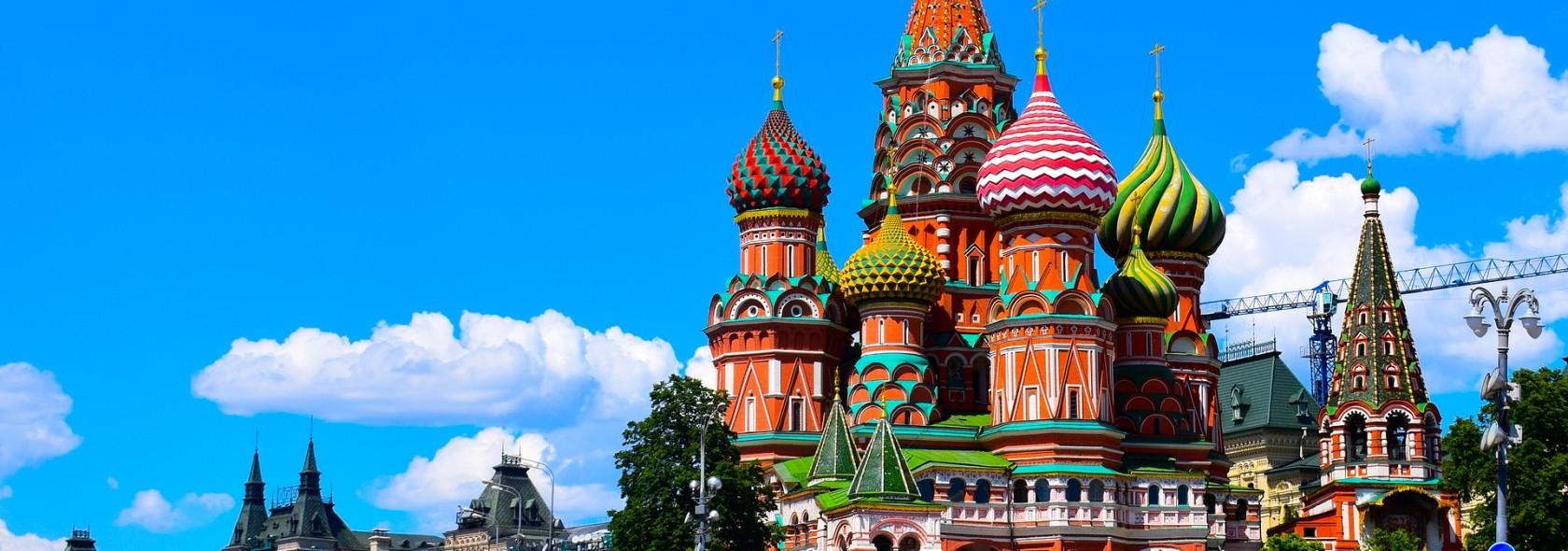 Tour San Pietroburgo e Mosca volo diretto