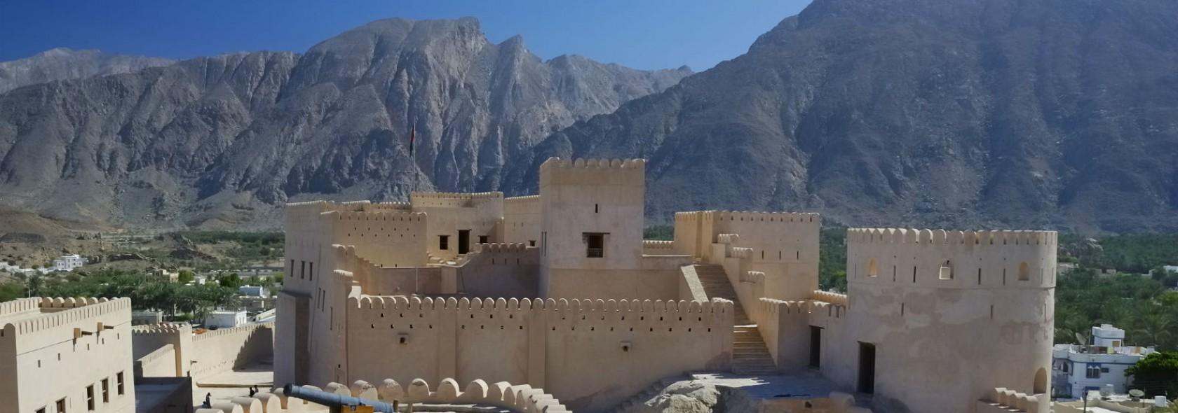 Capodanno: Il fascino dell'Oman