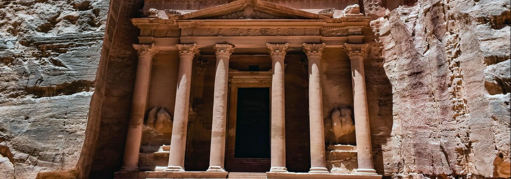 Tour Giordania con Accompagnatore