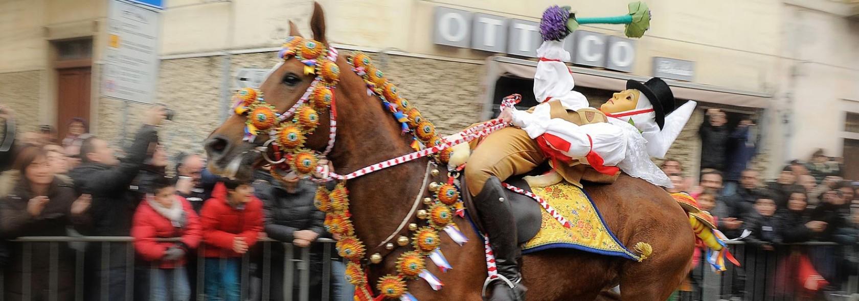 Sa Sartiglia Carnevale di Oristano