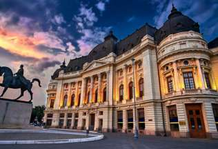 Mercatini di Natale a Bucarest 14-17 dicembre