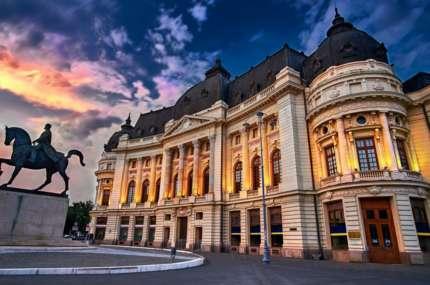 Mercatini di Natale a Bucarest 7-10 dicembre