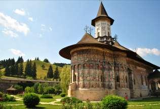 Romania i tesori della Transilvania e della Bucovina