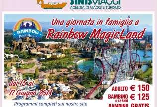 Rainbow Magic Land