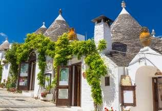 Tour Puglia con Matera e San Giovanni Rotondo