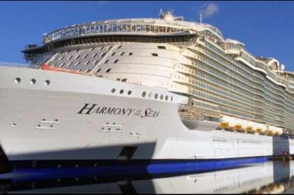 Crociera con Harmony Of The Seas