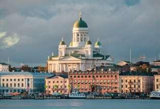 Capitali Baltiche e Helsinki
