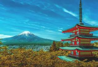 Giappone da Tokyo a Kyoto