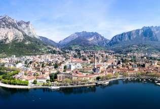 Tour Bellagio, Valtellina e St. Moritz