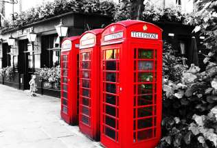 LONDRA & ENGLAND