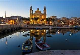 Autumn in Malta