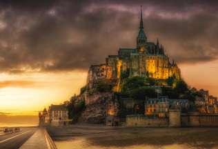 Mont St. Michel - Parigi - Versailles