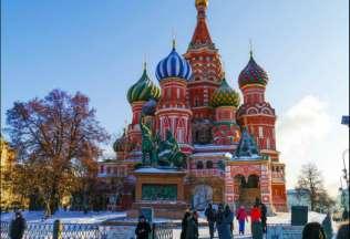 S. Pietroburgo e Mosca Più