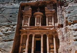 Tour Giordania, con Petra, deserto e Mar Morto con accompagnatore