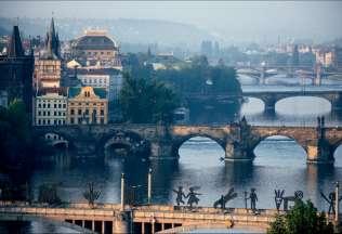 Praga con voli diretti dalla Sardegna