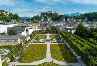 Tour Austria Vienna Innsbruck Salisburgo Linz