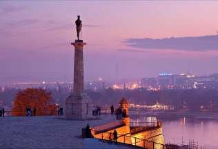 Belgrado Ponte del 1° Maggio