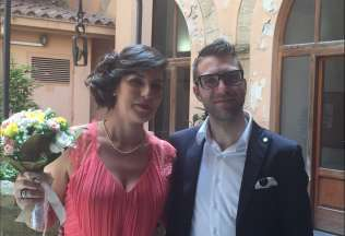 Roberta e Stefano