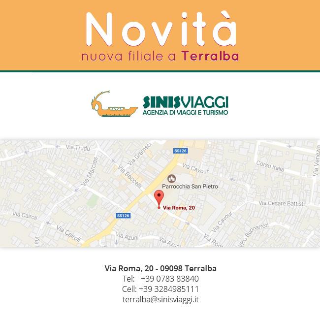 nuova sede a Terralba