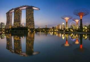 SINGAPORE, BALI & GILI MENO
