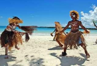 Giappone e nuova Caledonia