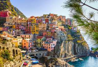 Tour Liguria 5 Terre 2021 - ESCLUSIVO SINIS VIAGGI -