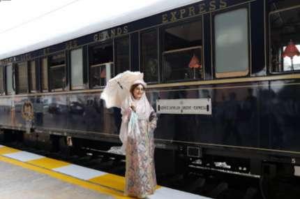 Le Capitali Europee a bordo del treno Venice Simplon-Orient-Express