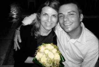 Alessandra e Fabio