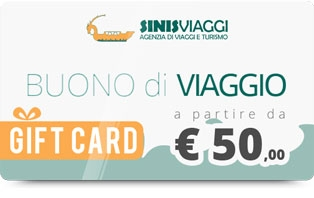 regala un buono vacanze a partire da 50 euro